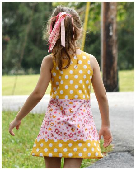 Kittelkleid  Kleid  Schnittmuster  Pdf  Mimi