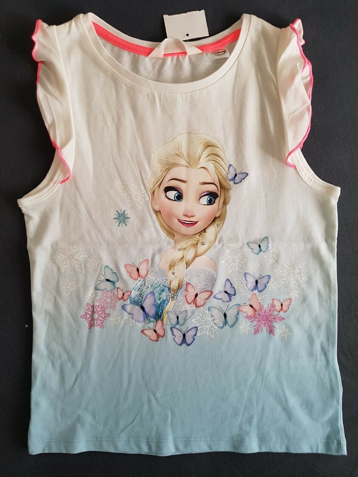 Kleid 134 140 Eiskonigin Anna Gebraucht Kaufen Nur 3 St