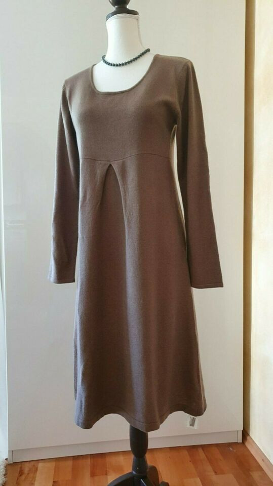 Kleid Aus Cashmere Kaschmir Und Merinowolle 42 44