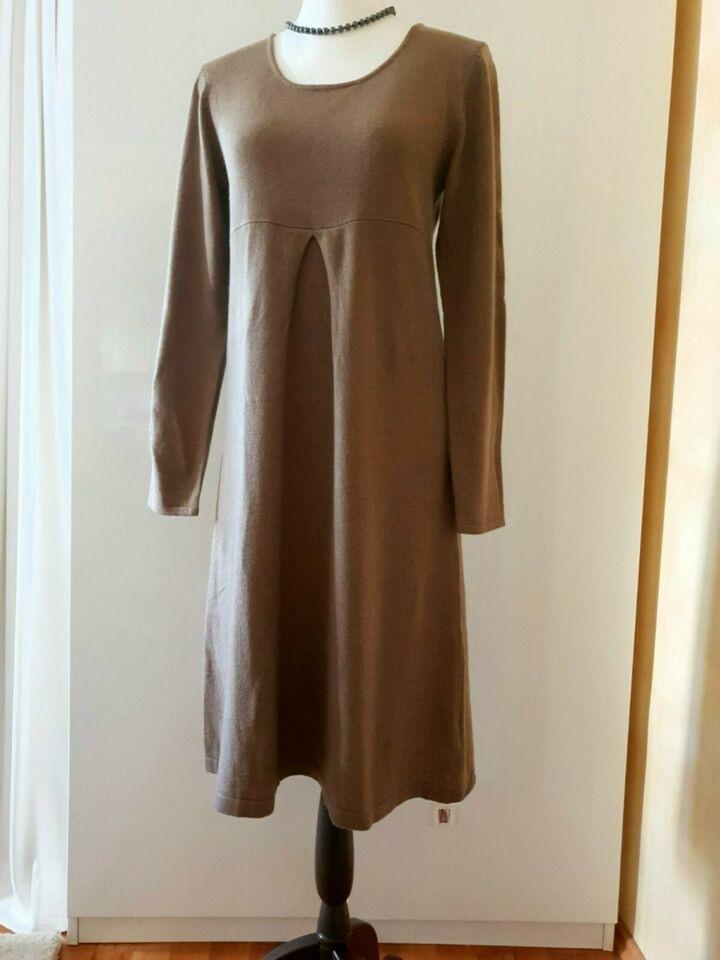 Kleid Aus Cashmere Kaschmir Und Merinowolle Größe 42 Und