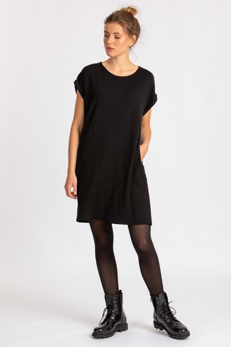 Kleid Aus Eco Vero Viscose