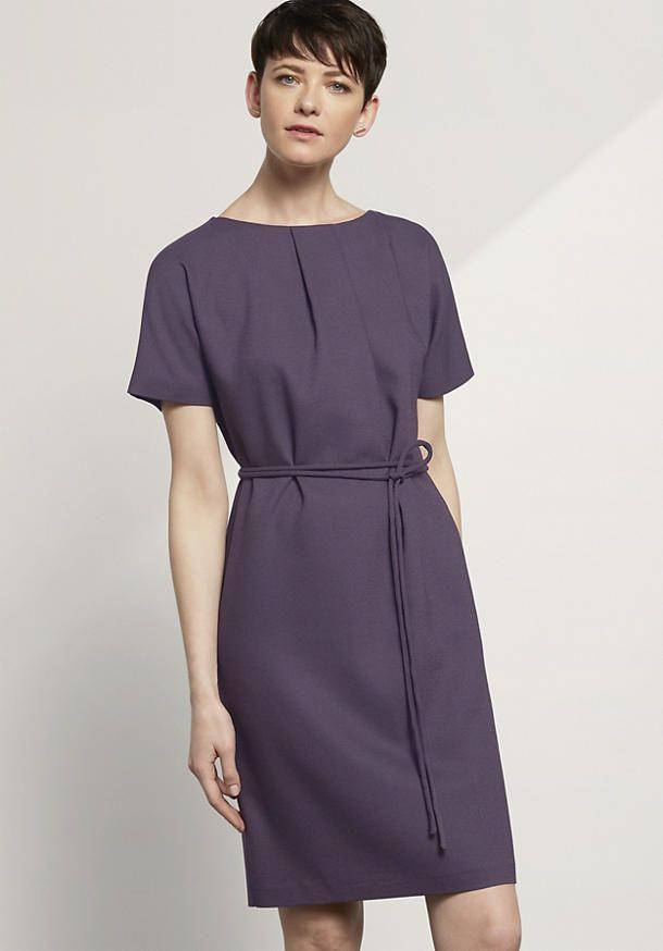 Kleid Aus Modal Mit Biobaumwolle Mit Bildern  Kleider