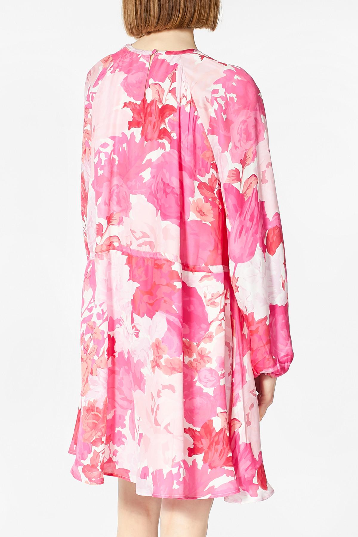 Kleid Aus Modal Und Seide  Stine Goya  Myclassico