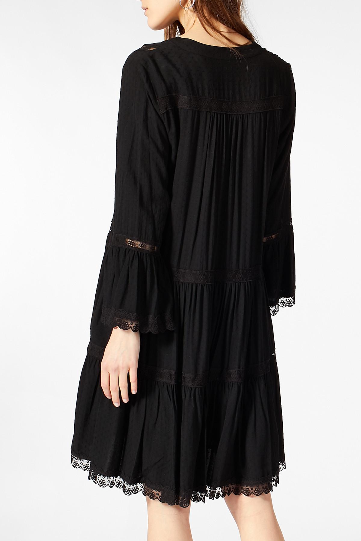 Kleid Aus Viskose  Jadicted  Myclassico