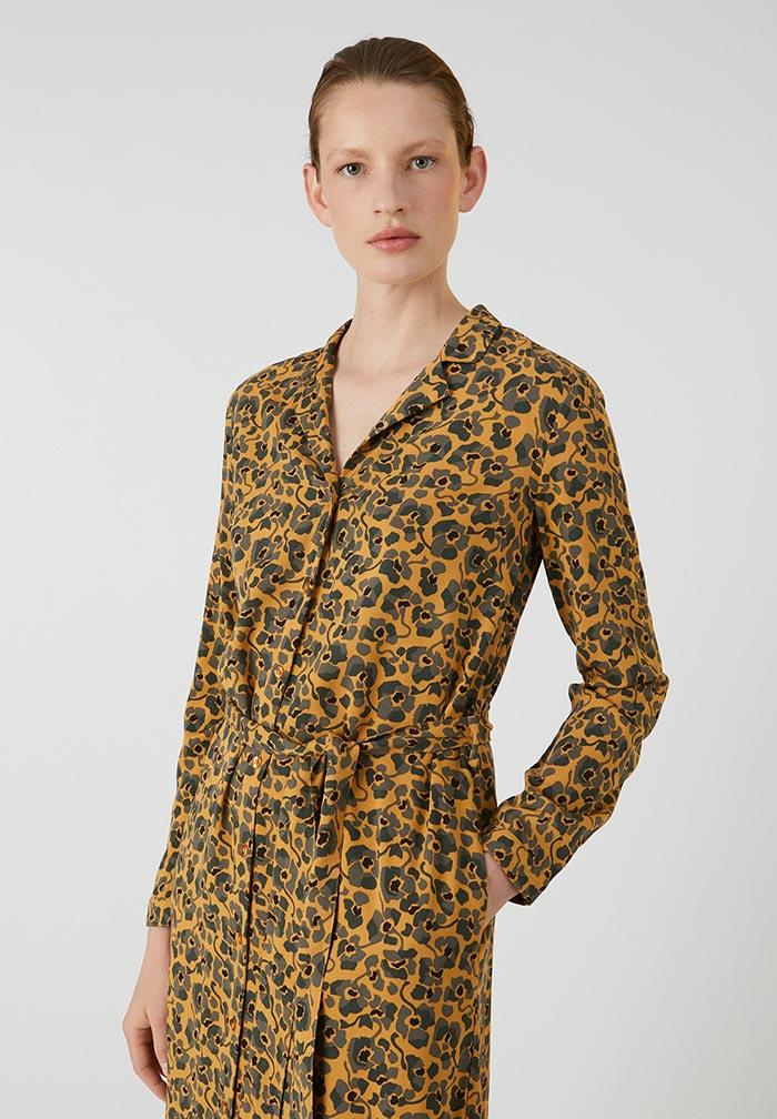 Kleid Aus Viskose  Le Shop Vegan Vegane Taschen Und Fair