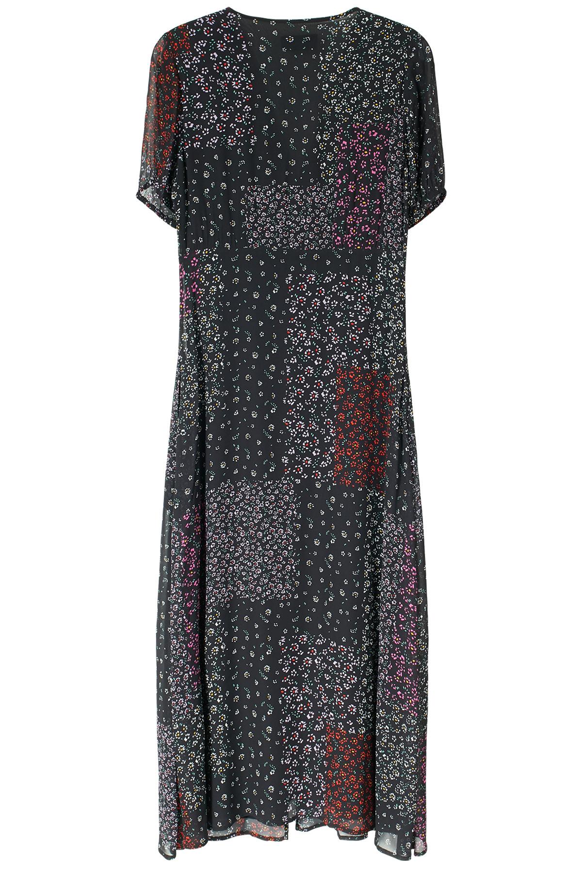 Kleid Aus Viskosechiffon  Jadicted  Myclassico