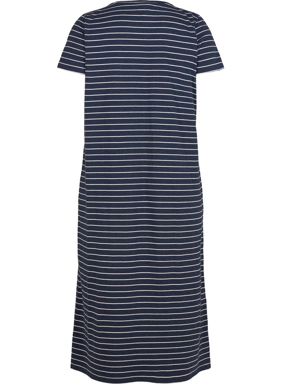 Kleid  Blau  Str 4256  Zizzide