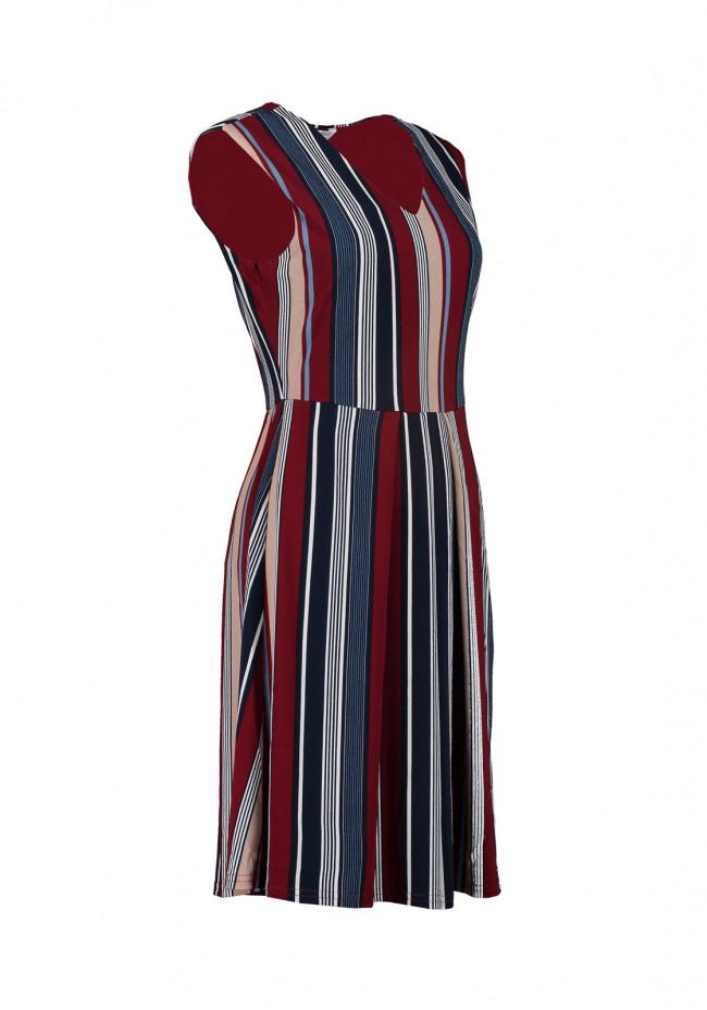 Kleid Caja Mit Orientalischem Muster  Modepark Röther