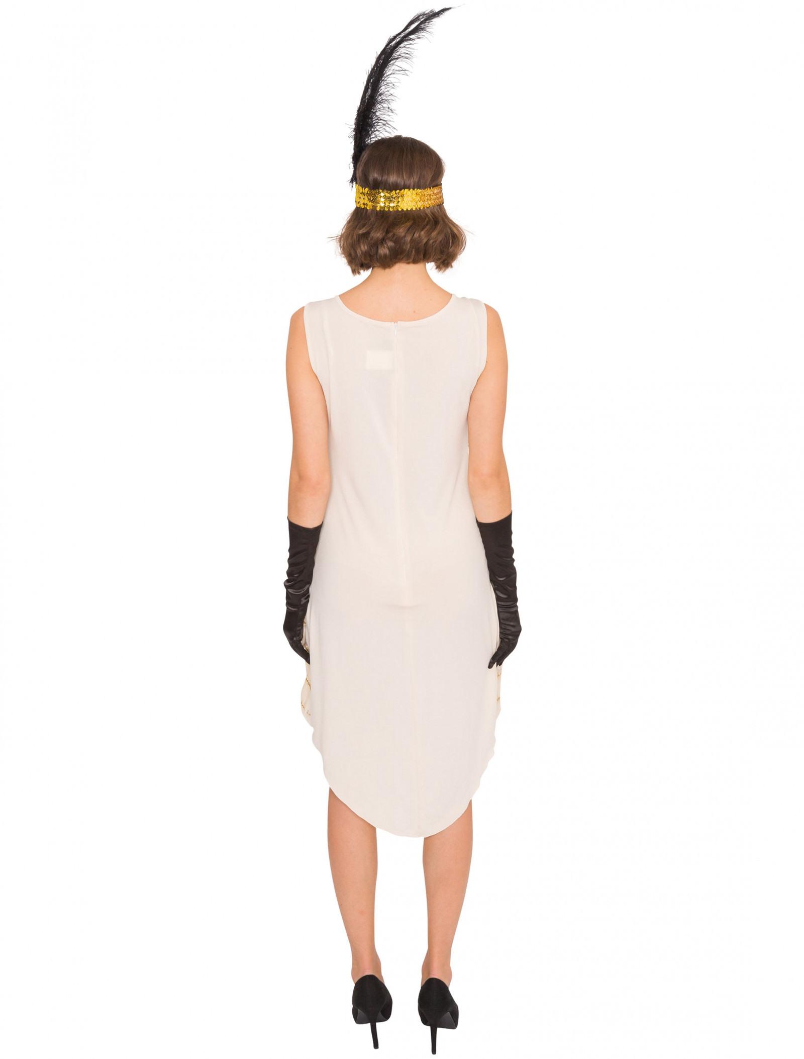 Kleid Charleston Beige Hier Kaufen » Deiters