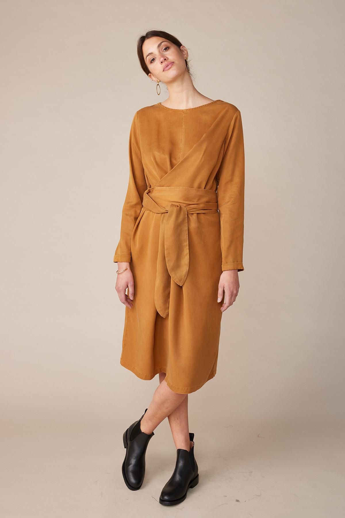 Kleid Chloe  Lana Woman  Dein Ecofashion Shop