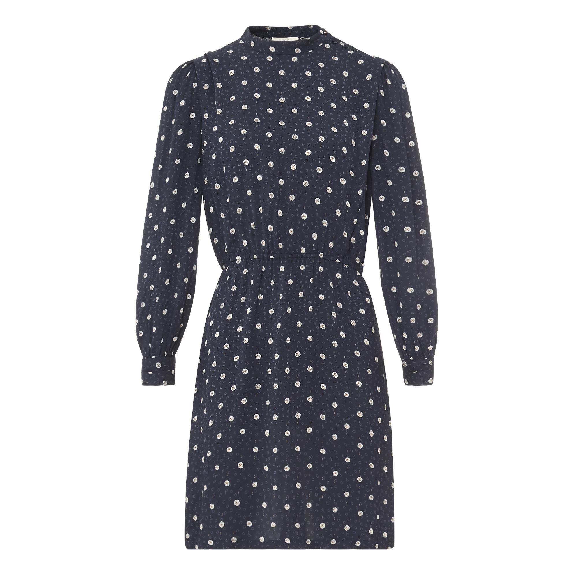 Kleid Claro Navy Sessun Mode Erwachsene