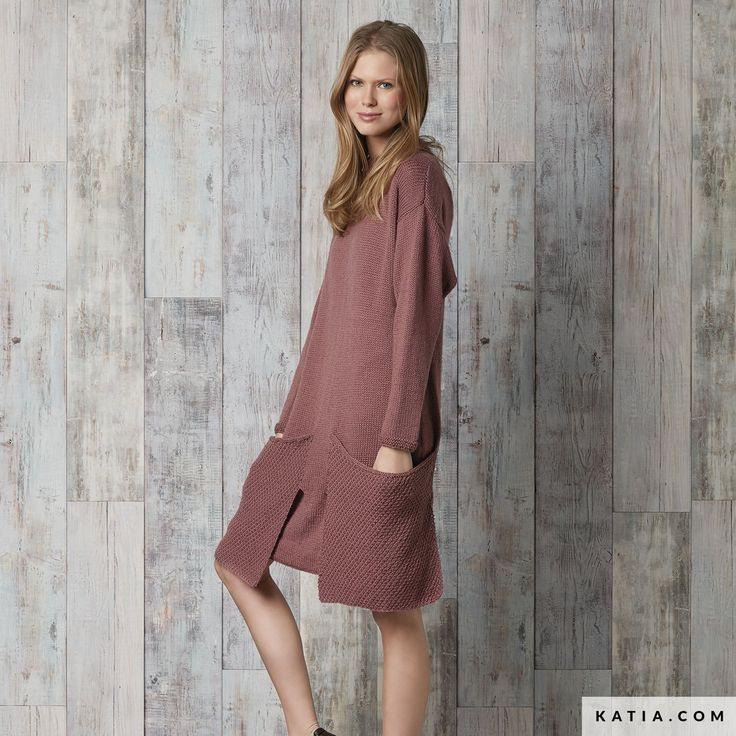 Kleid  Damen  Herbst / Winter  Modelle  Anleitungen