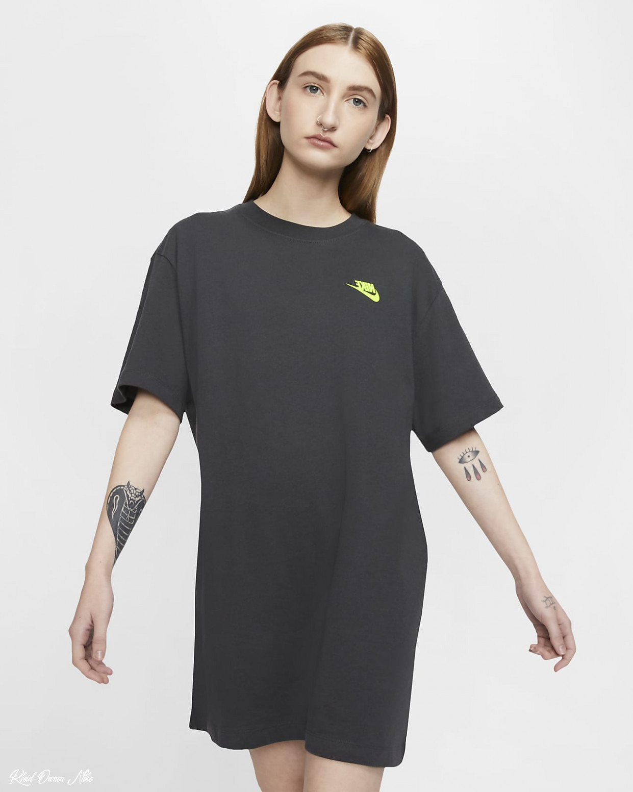 Kleid Damen Nike  Abendkleider