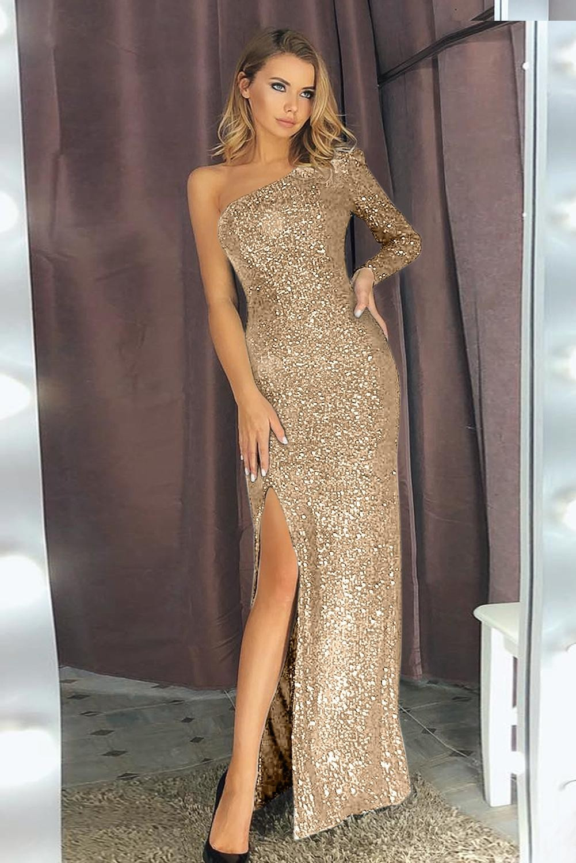 Kleid Essence  Gold