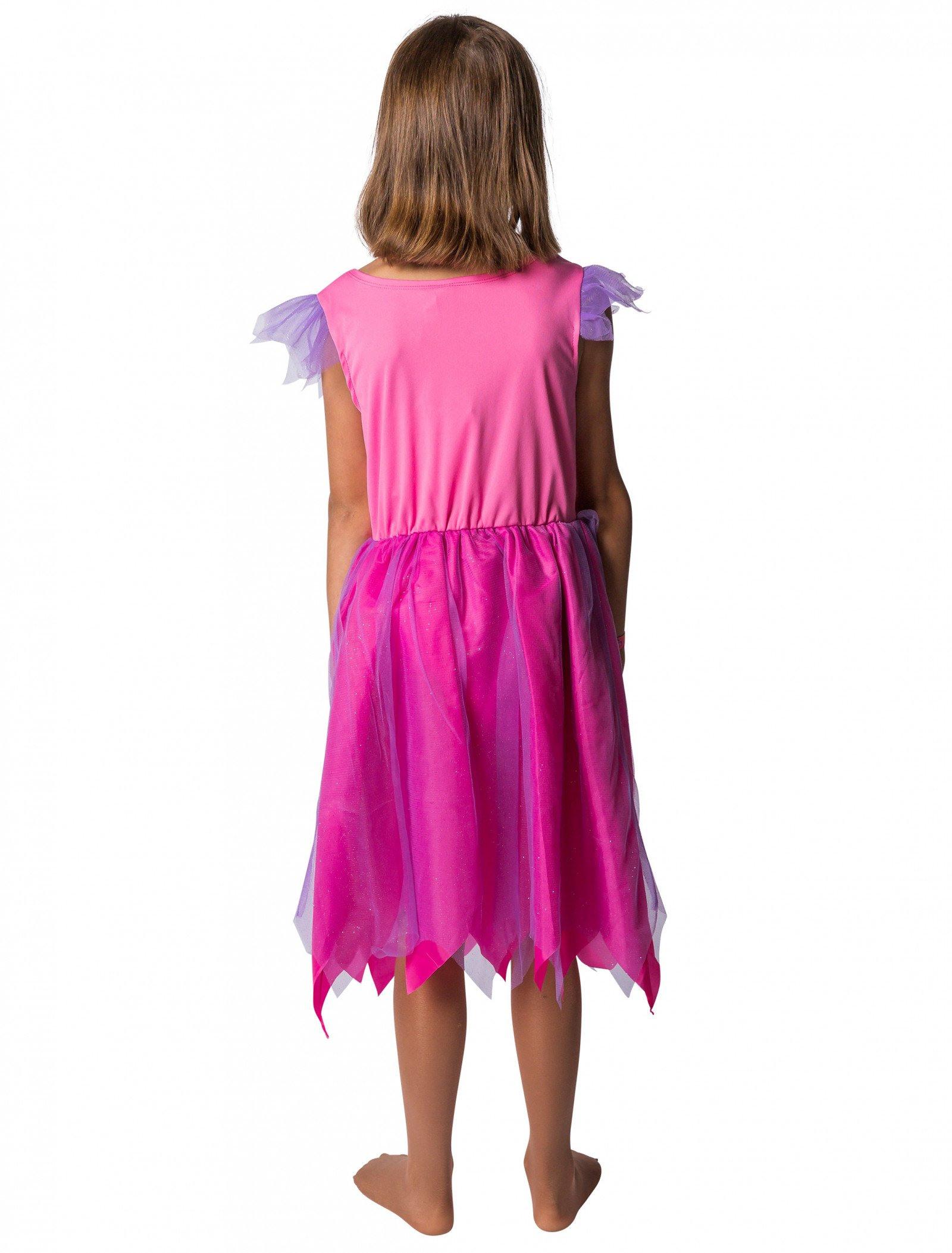 Kleid Fee Kinder Pink Für Karneval  Fasching Kaufen » Deiters
