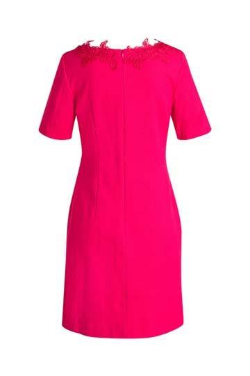 Kleid Fuchsia  Soliver Black Label » Günstig Online