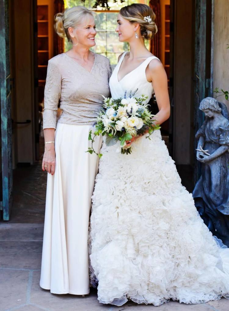 Kleid Für Brautmutter So Stellen Sie Das Perfekte Outfit