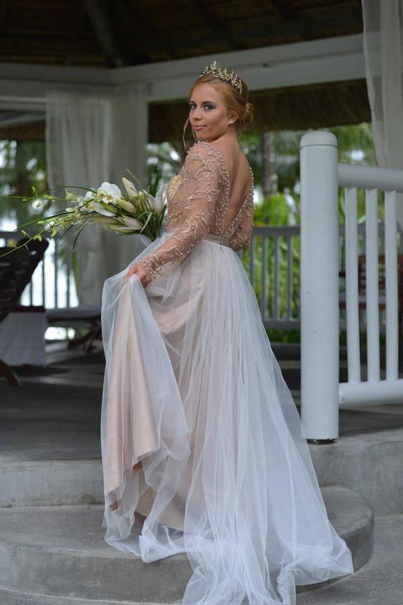 Kleid Fur Hochzeit Winter  Hochzeits Idee
