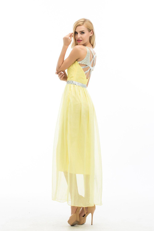 Kleid Gelb Farben  Trendige Kleider Für Die Saison 2018