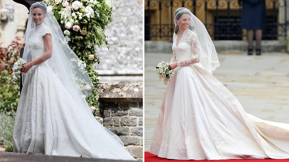 Kleid Hochzeit Schwester