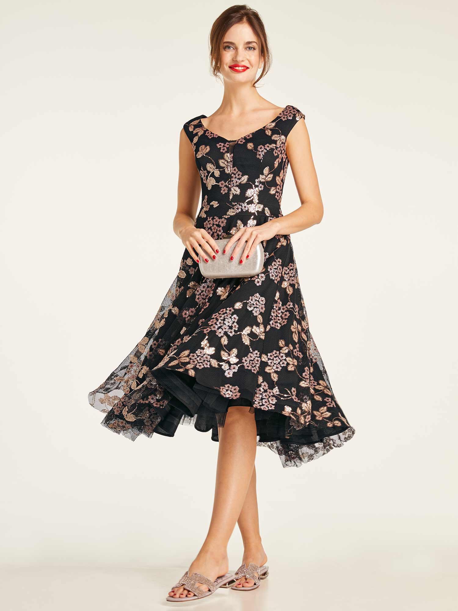 Kleid Hochzeitsgast  Top Modische Kleider