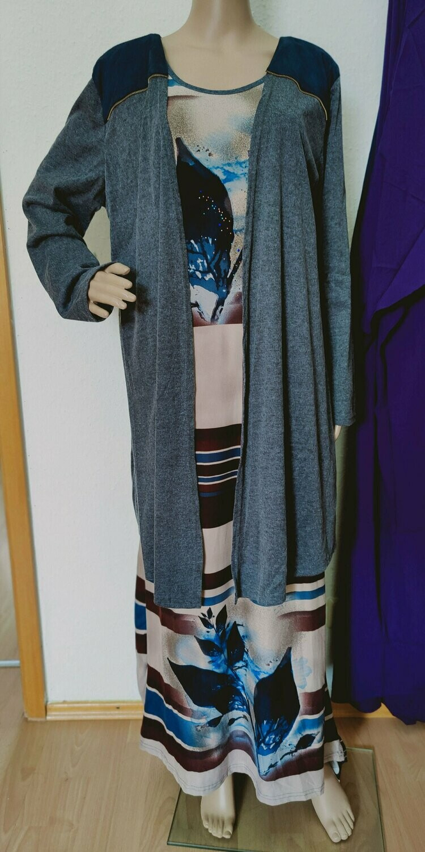 Kleid In 2Teileroptik T56 Degröße 46