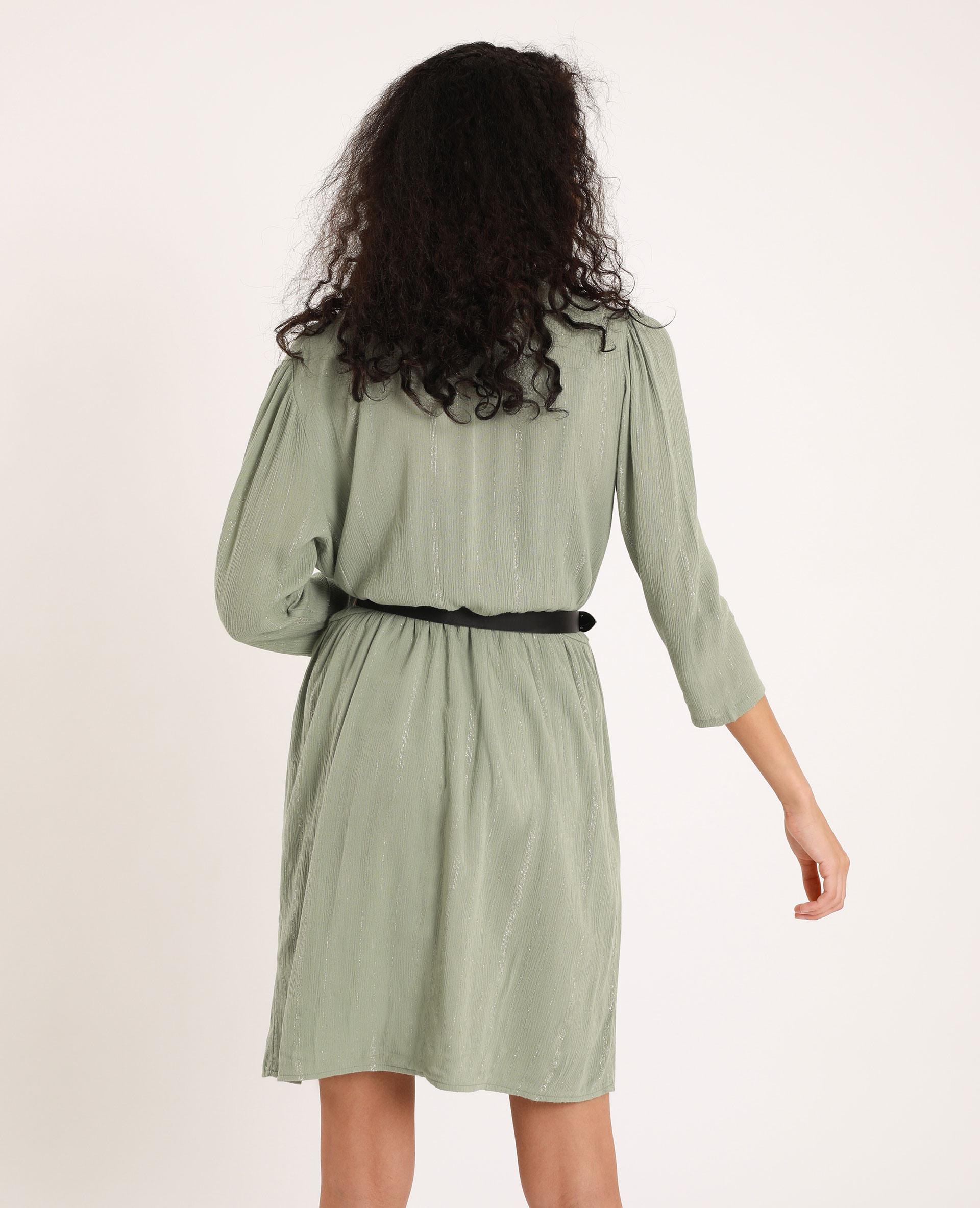 Kleid In Wickeloptik Grün  781429C62G09  Pimkie