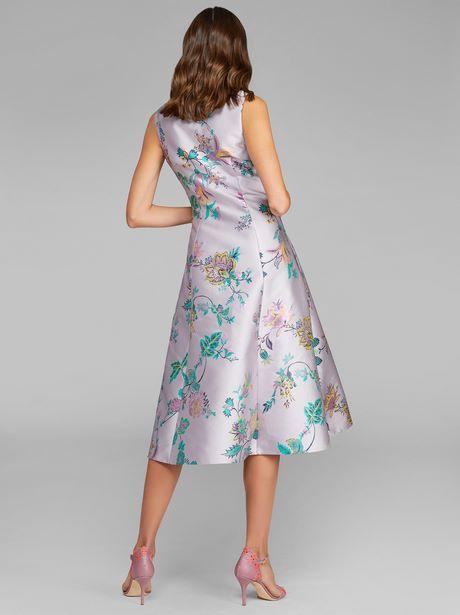 Kleid Jacquard