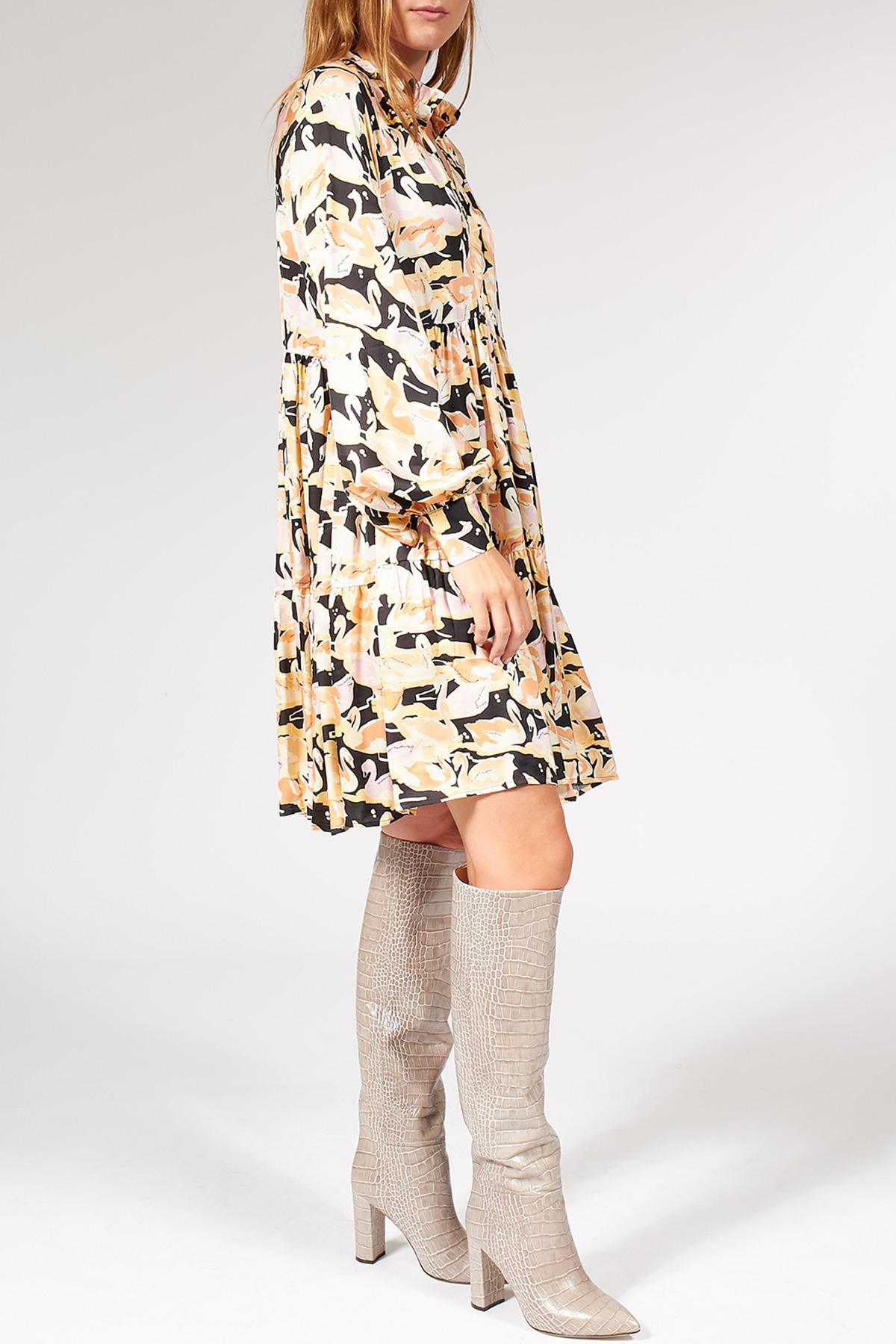 Kleid Jasmine Aus Viskose  Stine Goya  Myclassico