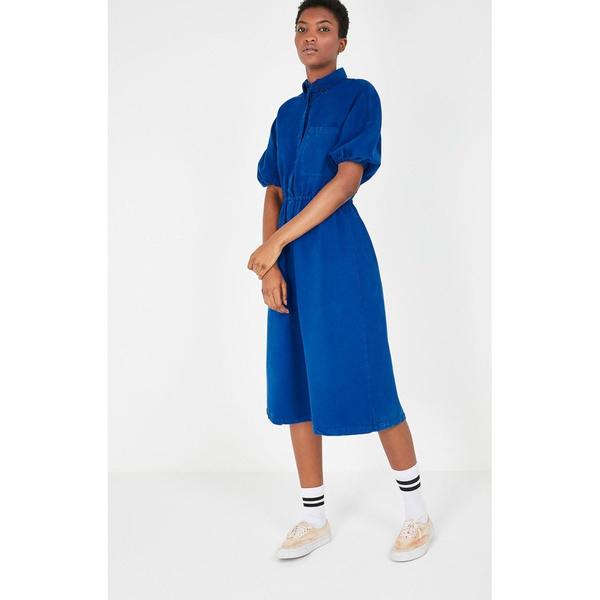 Kleid Keptown Cobalt  American Vintage  On Y Va
