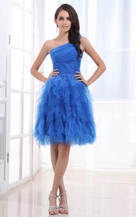 Kleid Königsblau