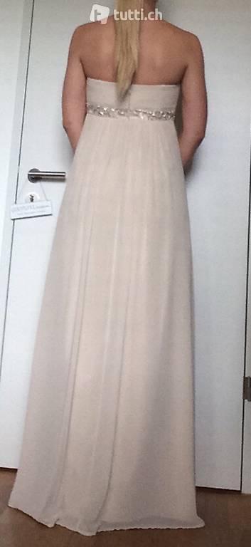 Kleid Lang Hochzeit Bandeau Beige S 36 In Bern Kaufen