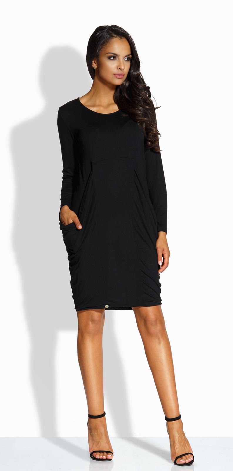 Kleid Langarm Chilltime  Mode Aus Karlsruhe