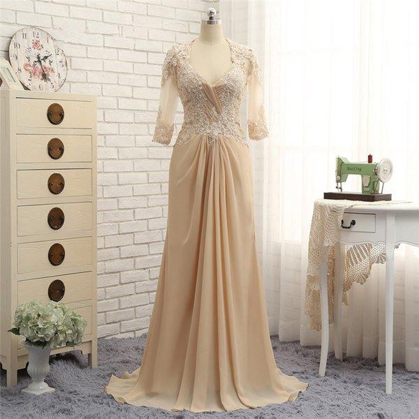Kleid Langarm Hochzeit Gast  Hochzeits Idee