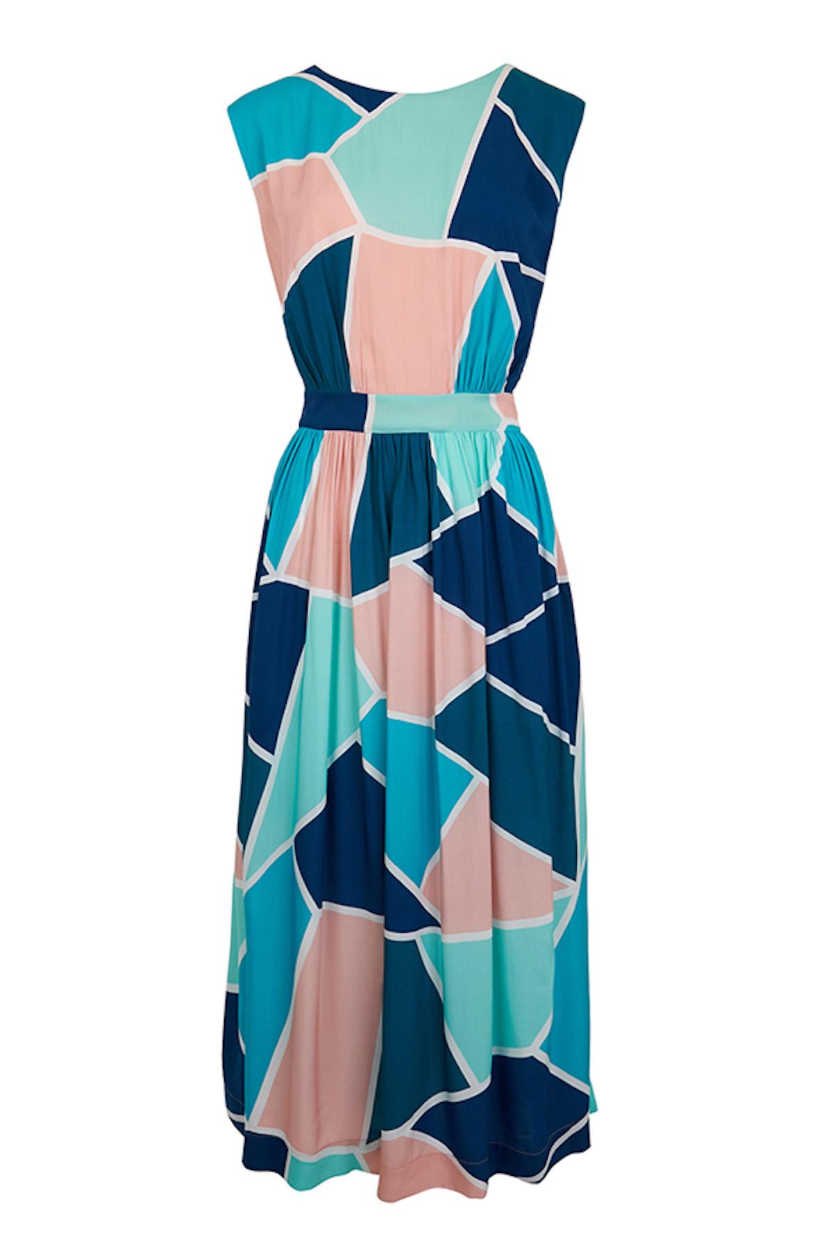 Kleid Lea Mosaic ⋆ Bella Green