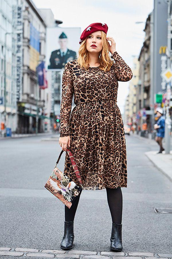 Kleid Leo Aus Mesh Rüschen Futter Mit Bildern