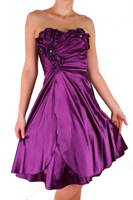 Kleid Lila