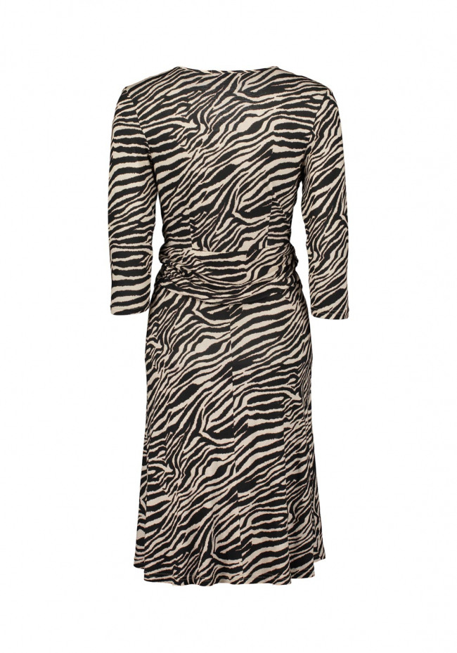 Kleid Mit Animalprint  Modepark Röther Onlineshop