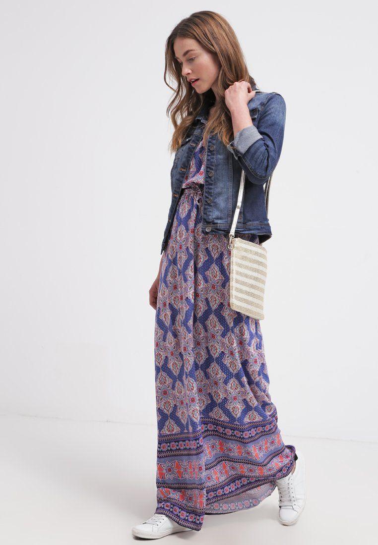 Kleid Mit Print  Schönes Lilafarbenes Kleid Von New Look
