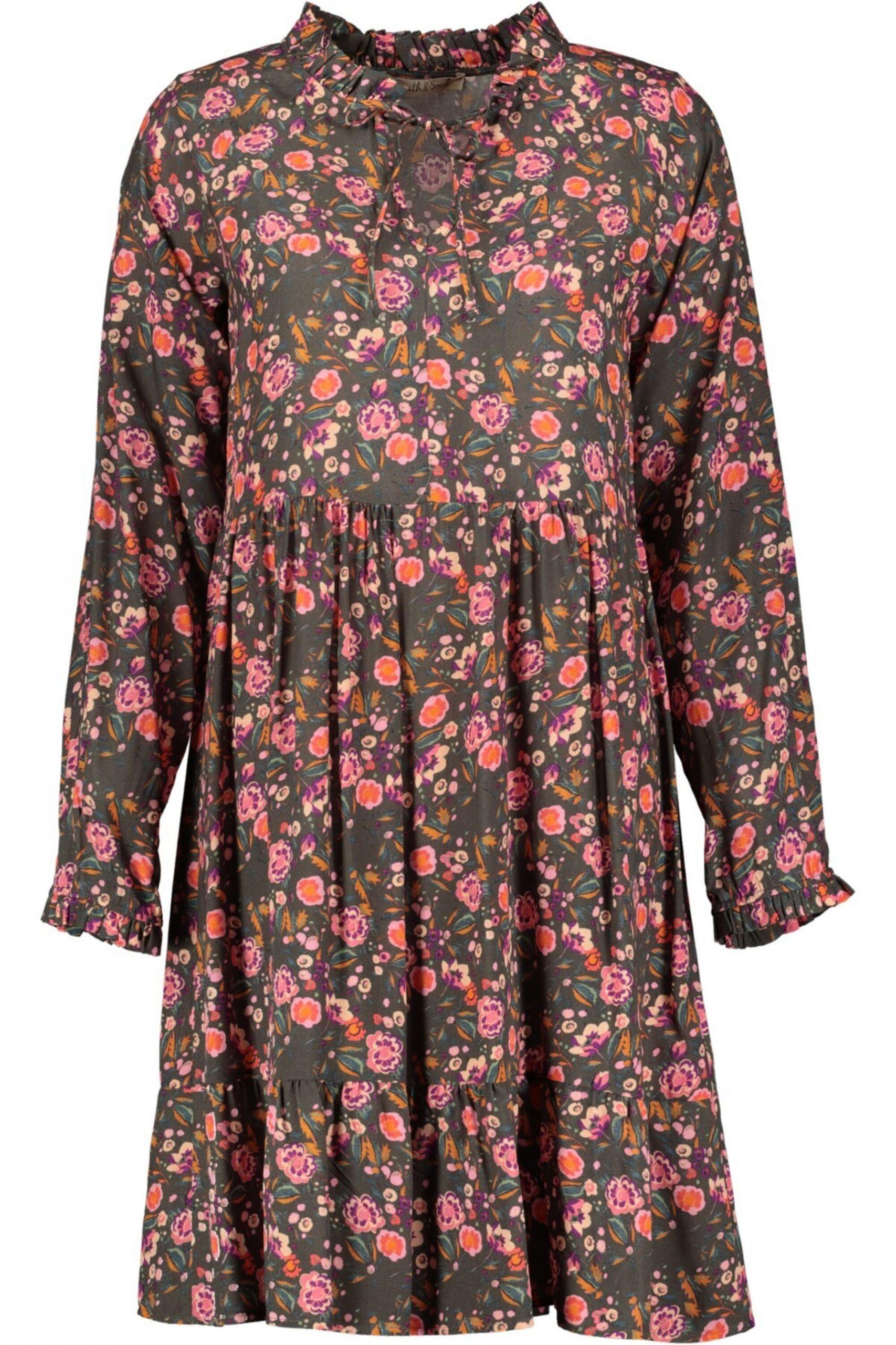 Kleid Mit Print  Smith  Soul Bei Mode Löning