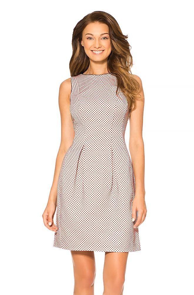 Kleid Mit Punkten  Kleid Punkte Kleider Damen