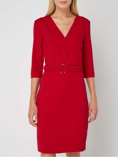 Kleid Mit Vausschnitt Online Kaufen Pc Online Shop