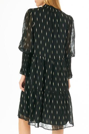 Kleid Mitzie Mit Smokdetails  Sofie Schnoor  Myclassico