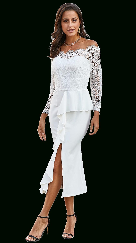 Kleid Orlanda  Weiß 22