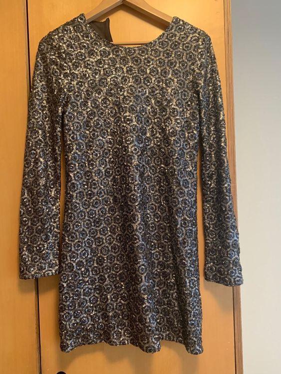 Kleid Pailletten Grösse M Kaufen Auf Ricardo
