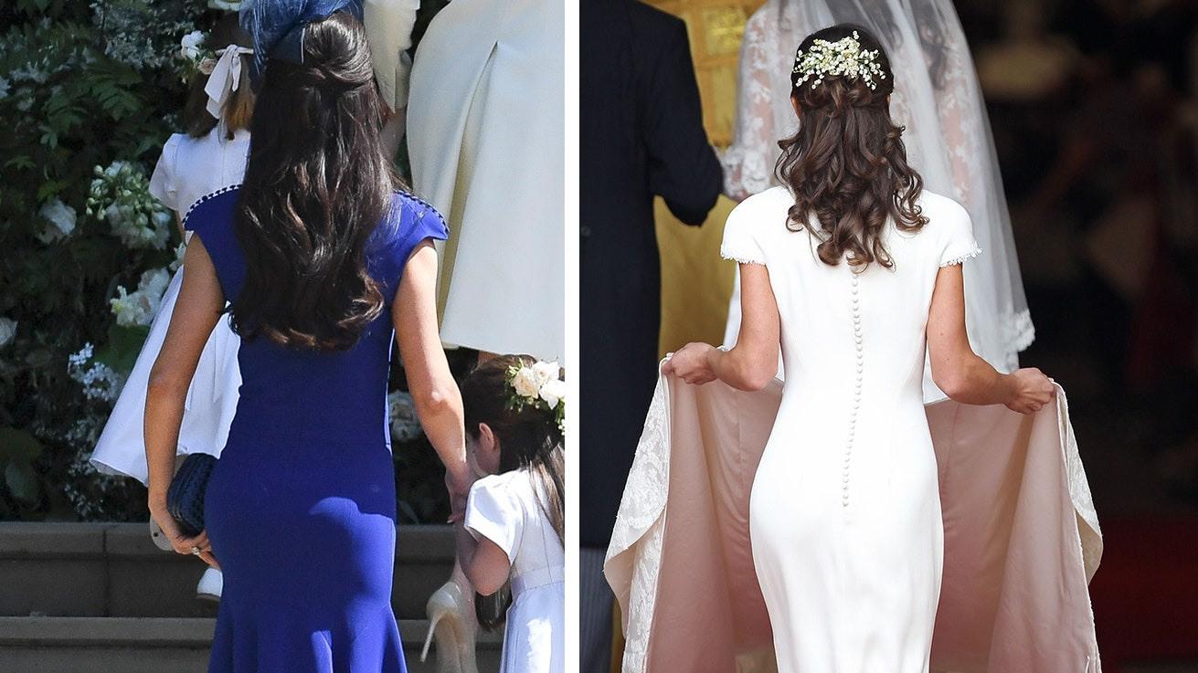 Kleid Pippa Middleton Hochzeit