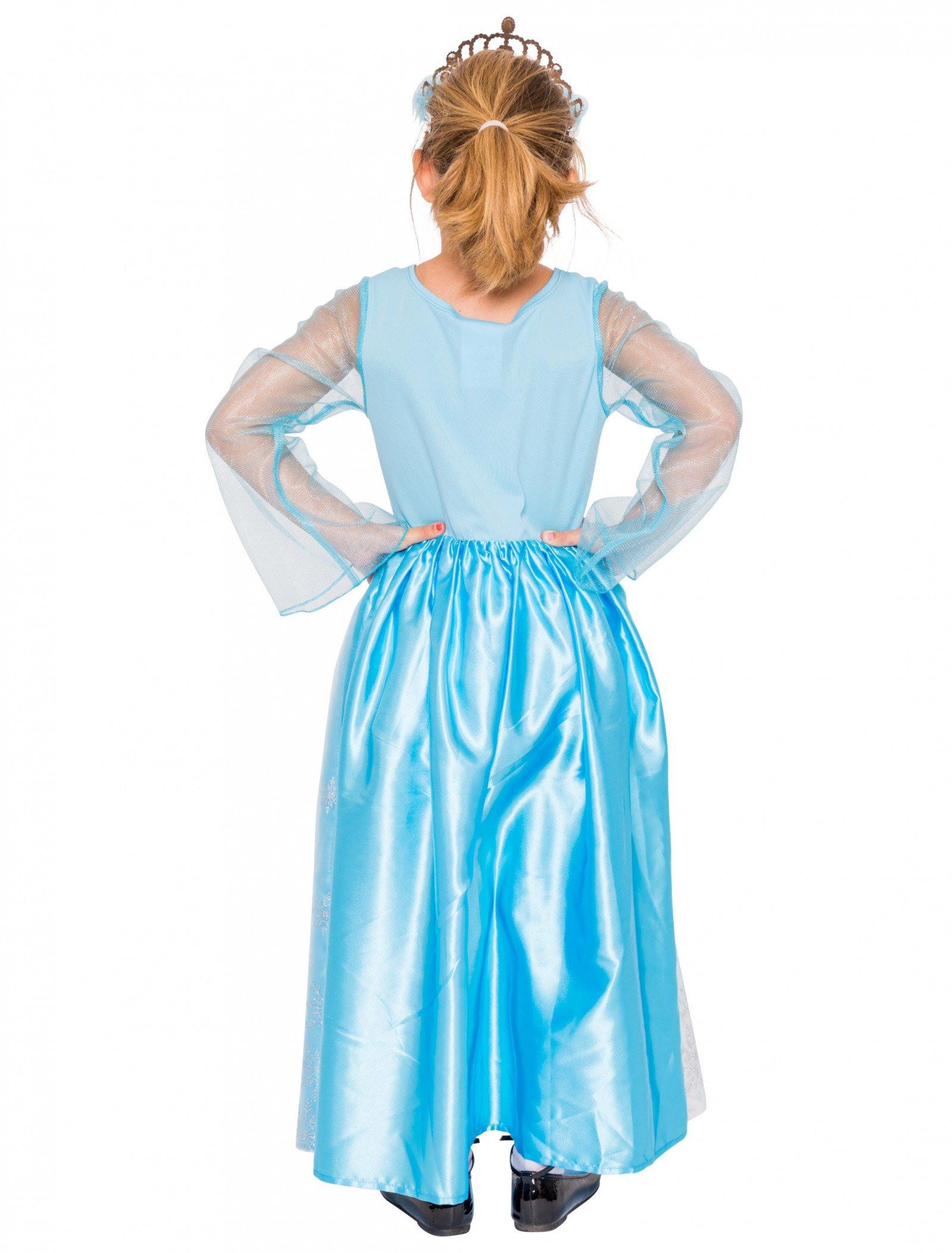 Kleid Prinzessin Blau Kinder Hier Kaufen » Deiters