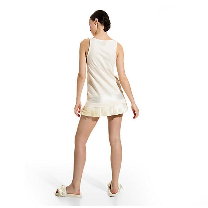 Kleid Puma X Fenty Rihanna Pleated Hem 574261 04