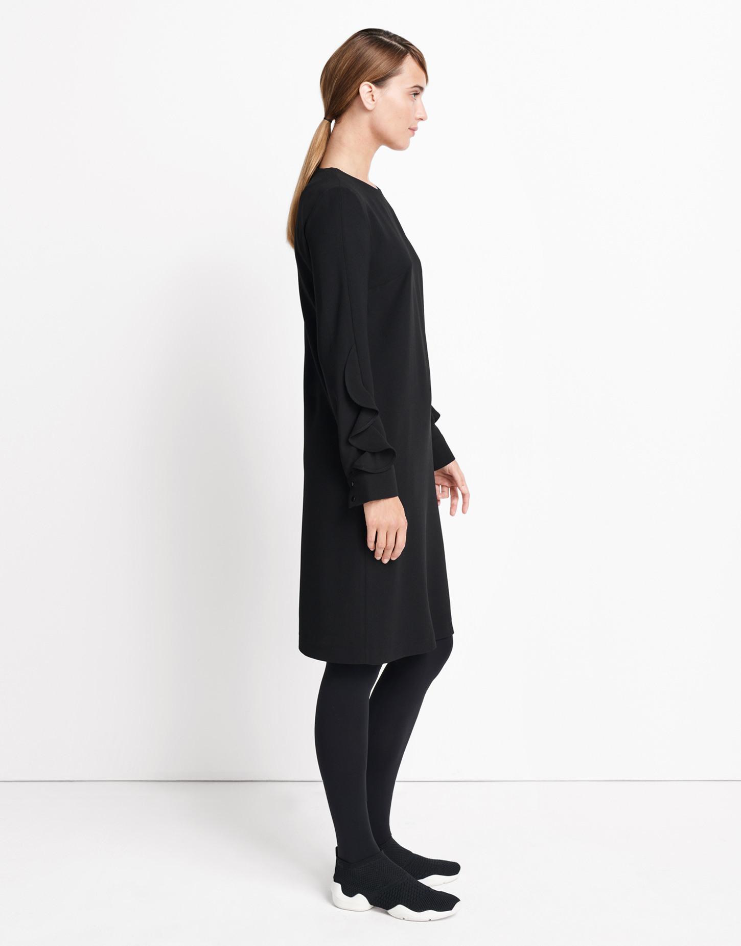 Kleid Quasti Schwarz Online Bestellen  Someday Online Shop