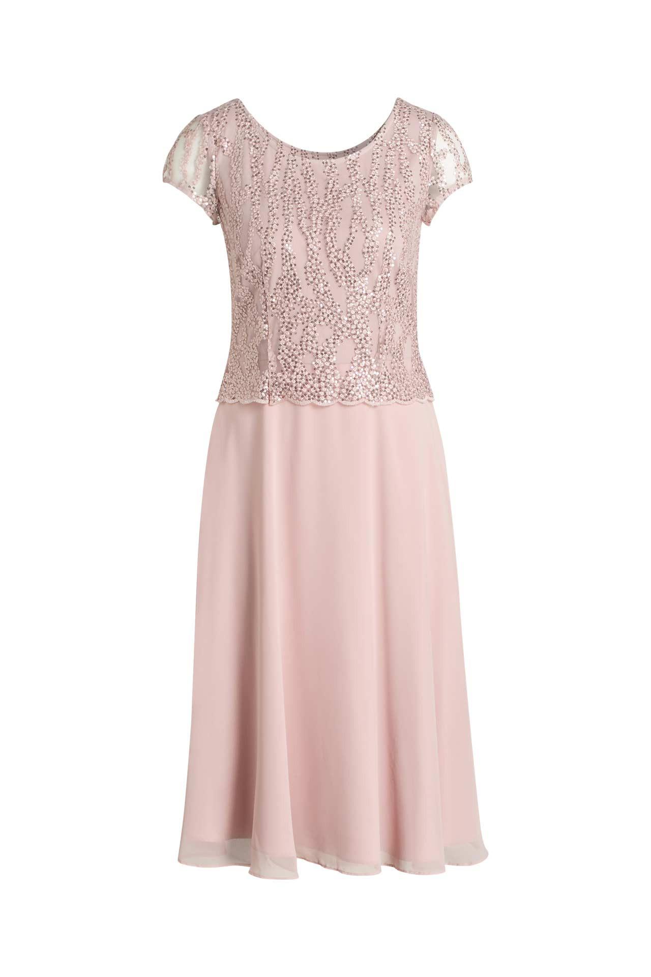Kleid Rosa  Vera Mont » Günstig Online Kaufen